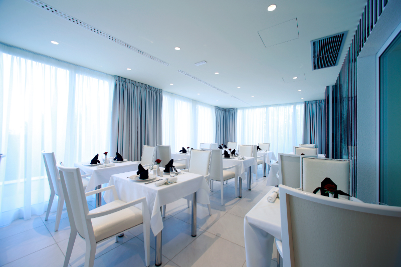 Restaurant at Boutique Hotel 9