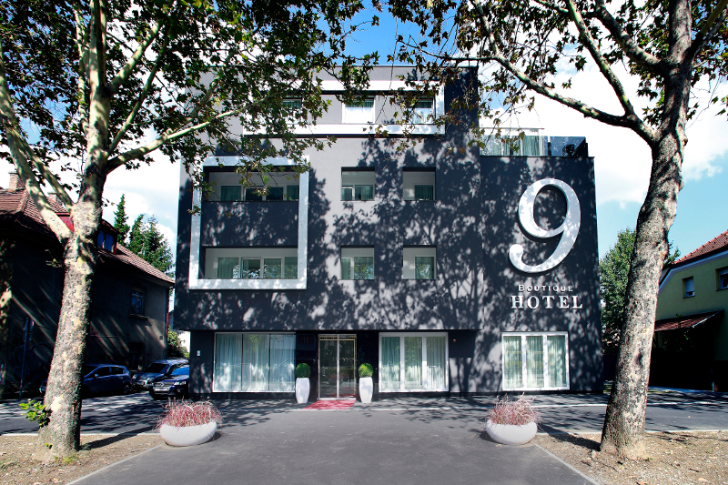 Boutique Hotel 9